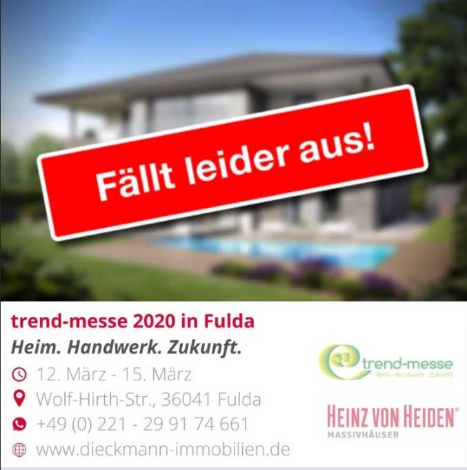 trend-messe 2020 in Fluda