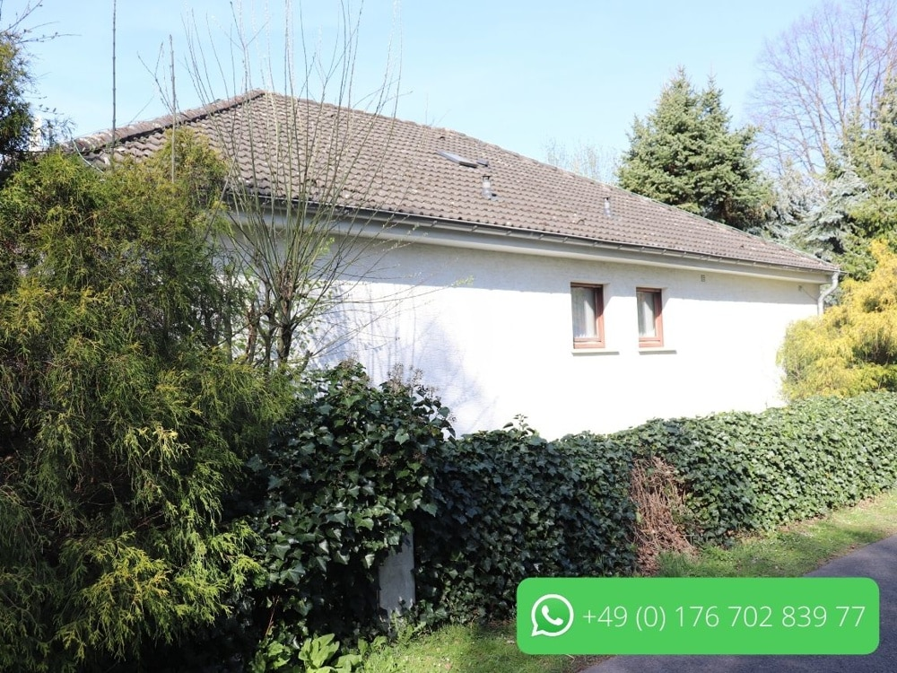 Charmantes Bungalow in Ergste - Hausfront